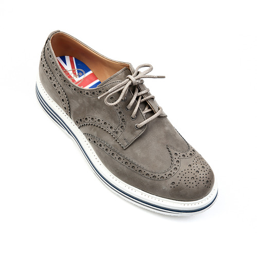 NABURN Brogue Steel Shoes