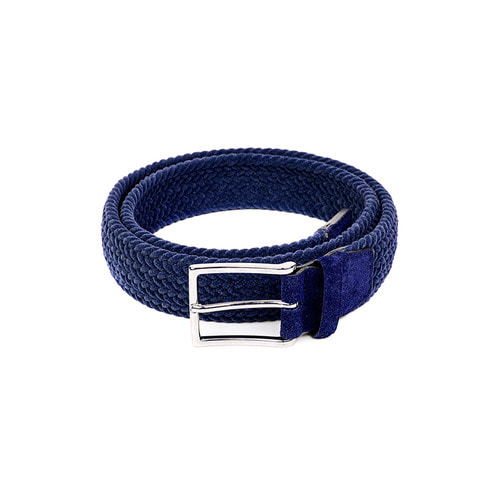 Roy Mesh Suede Royal Blue Belt