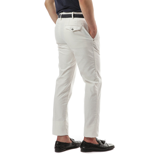 Archive Slim Fit Chino Pants (Ivory)