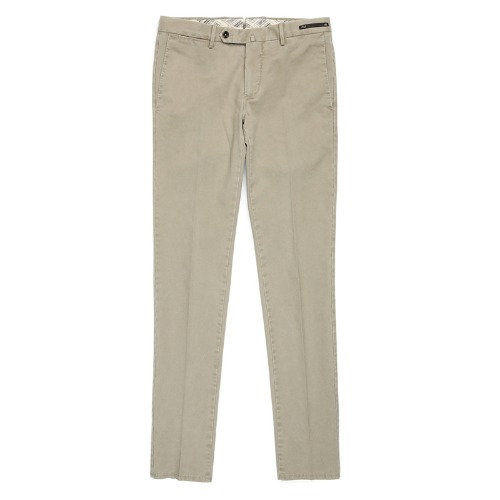 MAESTRO. Super Slim Fit Chino Pants (Beige)