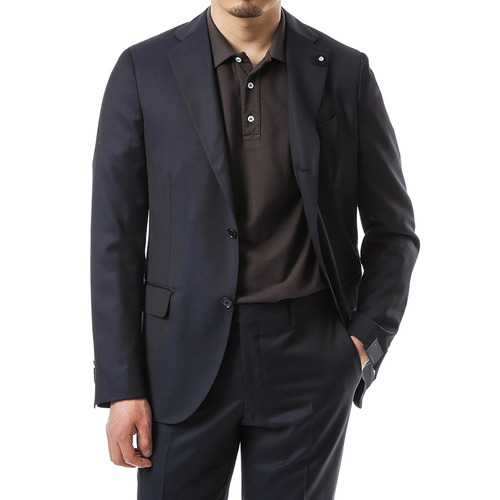 Dark Navy Solaro Suit