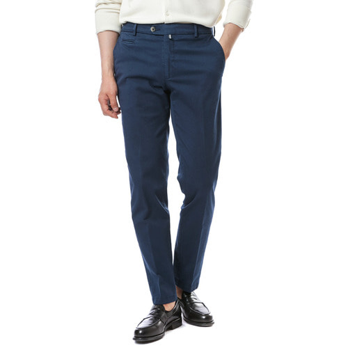 Larusmiani Washed Trouser (Navy)