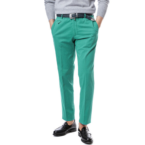 Larusmiani Washed Trouser (Mint)