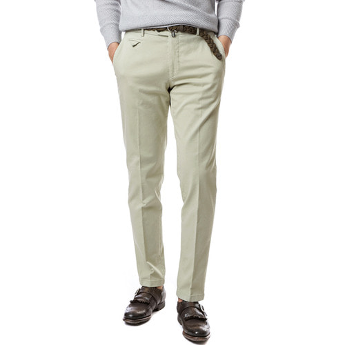 Larusmiani Washed Trouser (Light Beige)
