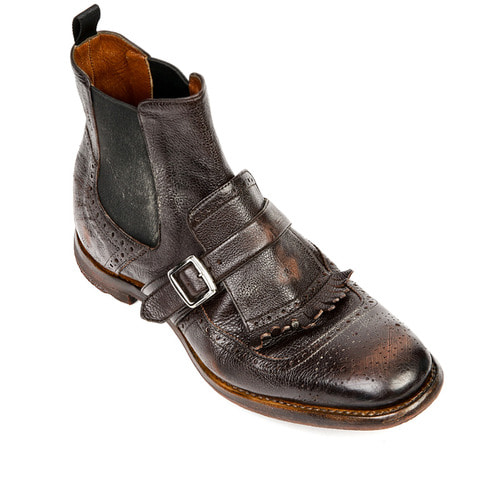 SHANGHAI Glace Brown Boot