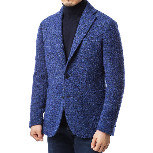 Royalblue Rustic Jacket