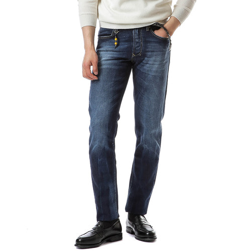 Denim Core Skinny Fit (Dark Blue)