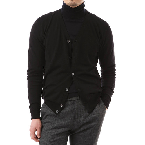 Black Mystic Cardigan