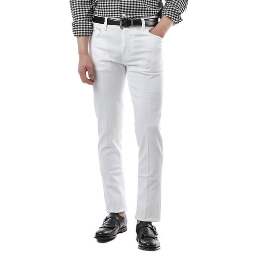 NOS. Leonardo Midnight Jeans (White)