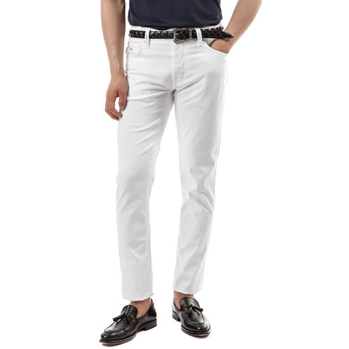 NOS. Leonardo Color Pants (White)