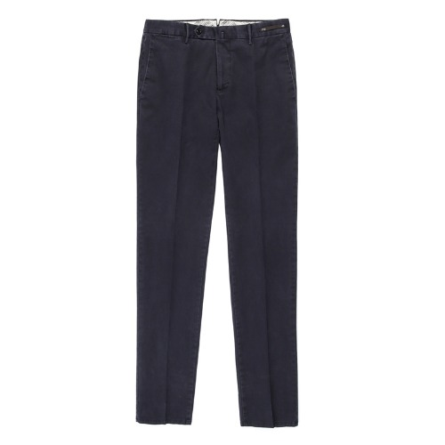 MAESTRO. Slim Fit  Chino Pants (Dark Navy)