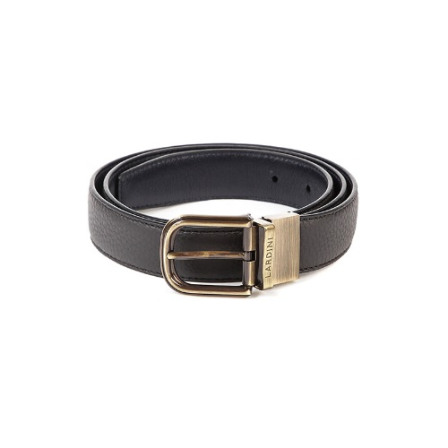 Soft Leather Slim Brown Belt