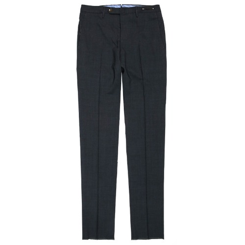 SuperSlim Fit. Maestro Wool Slacks Pants(DarkGray)