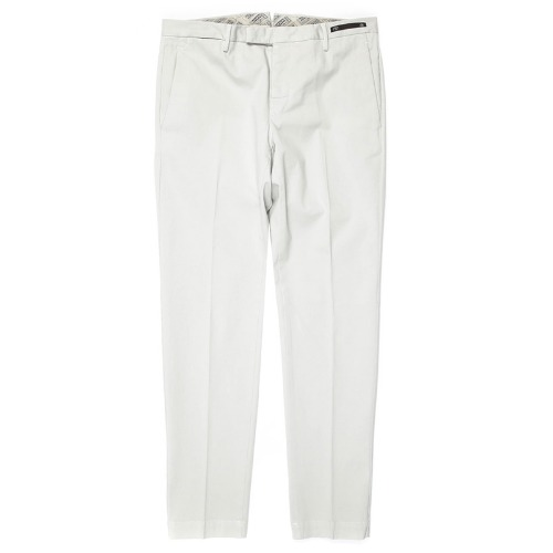 MAESTRO.Cinema. Skinny Fit Washed Pants (White)