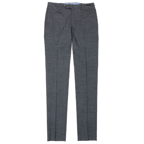 SuperSlim Fit. Maestro Wool Slacks Pants(Gray)