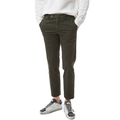 Hepcat. SuperSlim Fit. Stretch Washed Pants (Khaki)
