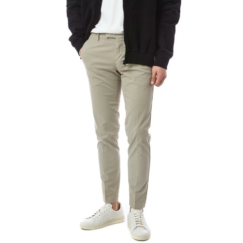 Hepcat. Skinny Fit. Crop Chino Pants (Beige)