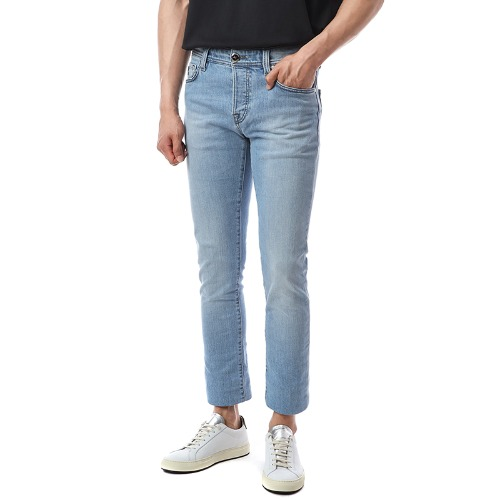 Leonardo. Special Light Washed Jeans (Comfort)