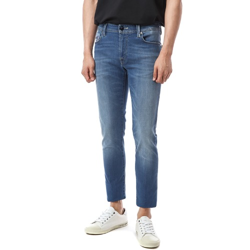 24.7. Leonardo Slim . Superstretch Medium Blue