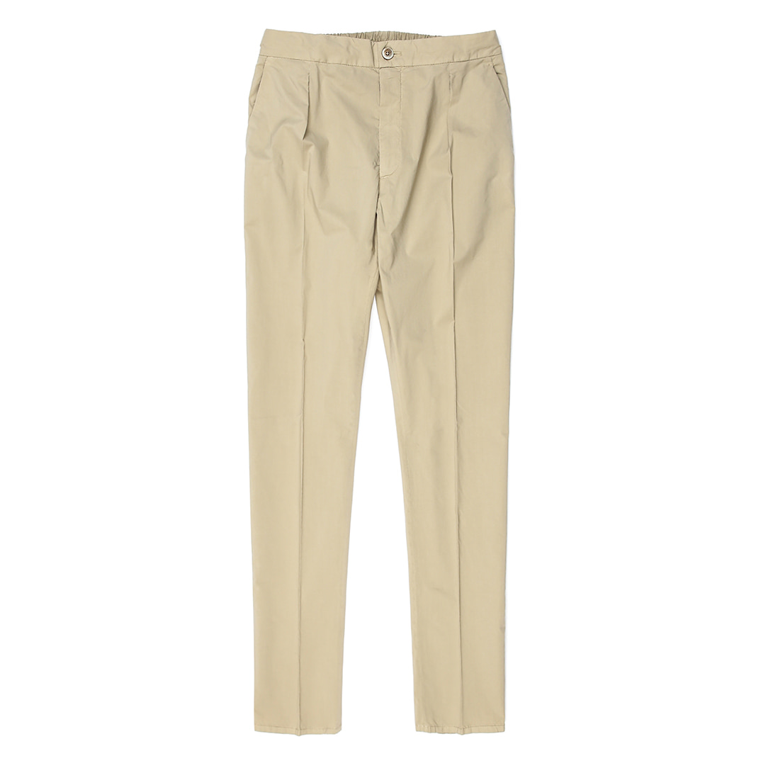 DAVIDE.  String Casual Beige Pants