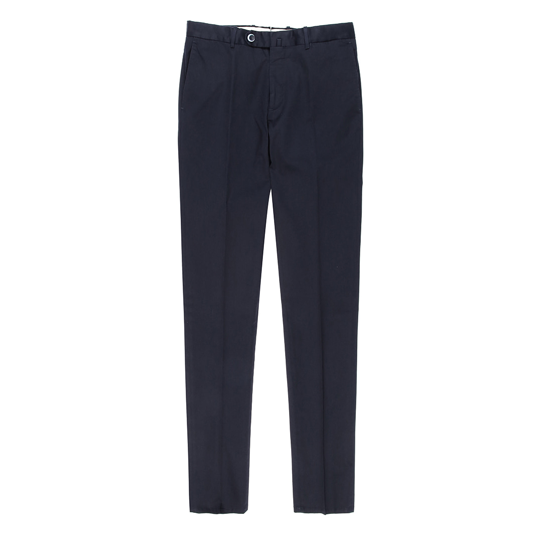 OTTOCENTO SL. Slim Fit Chino Pants (Navy)