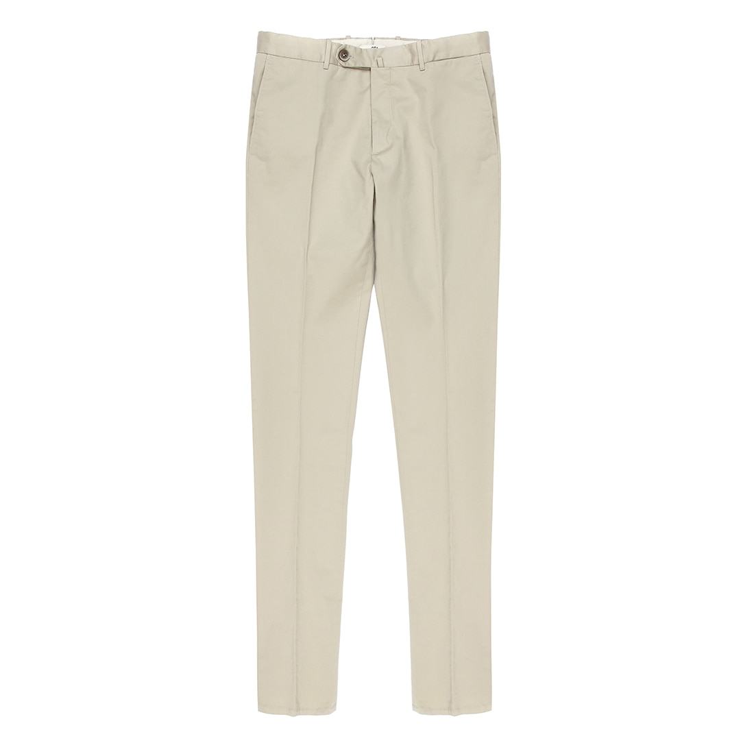 OTTOCENTO SL. Slim Fit Chino Pants (Beige)