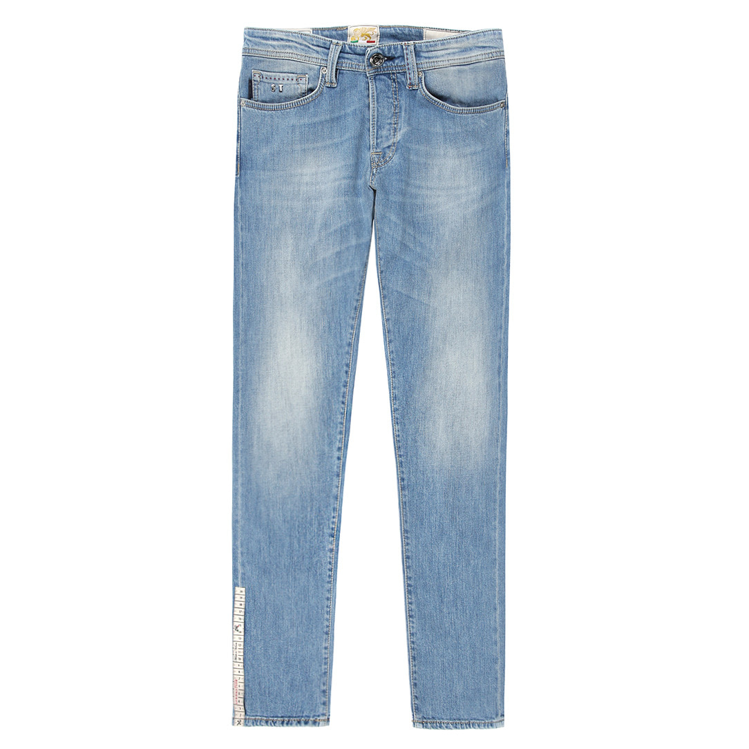 VINTAGE. 3YEARS Light Blue Jeans(19-80)