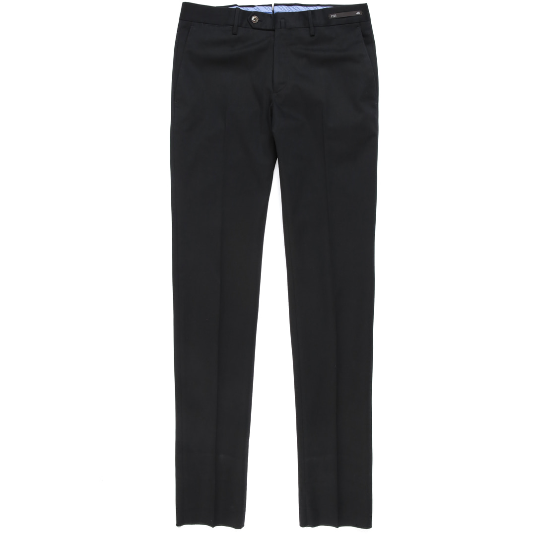 MAESTRO.Superfine. SuperSlimFit Black Stratch Pants