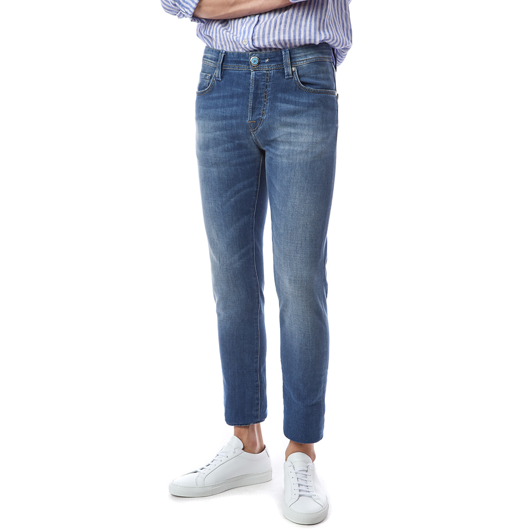Leonardo. Special Light Washed Jeans (Medium)